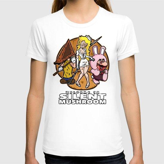 Silent Mushroom T-shirt