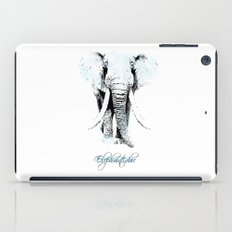 elephantidae iPad Case