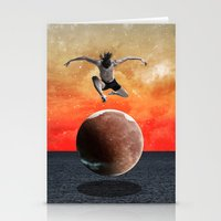 Modern Vintage Collection -- Infinity Stationery Cards