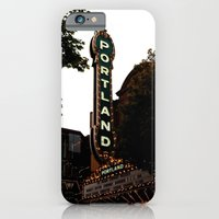 iPhone & iPod Case featuring Portland Life by PDXLinds