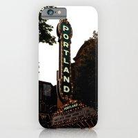 Portland Life iPhone 6 Slim Case