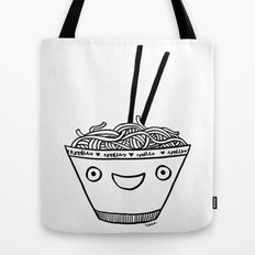 Happy Noodles Tote Bag