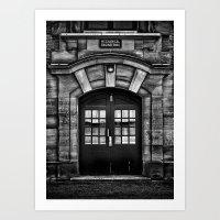 University Of Toronto Me… Art Print