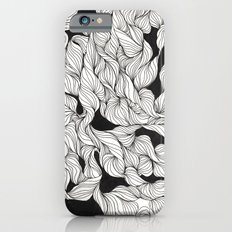 Abstract curlicues iPhone 6 Slim Case