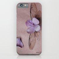 Cicada :: Hydrangea iPhone 6 Slim Case
