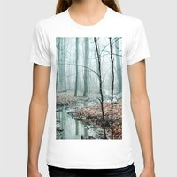 autumn T-shirts featuring Gather up Your Dreams by Olivia Joy StClaire