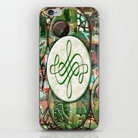 Leah (#TheAccessoriesSer… iPhone & iPod Skin