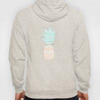 Tribal Pineapple  Hoody