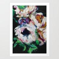 Blurred Vision Series - … Art Print