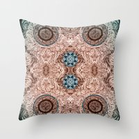 State Of Openness Throw Pillow