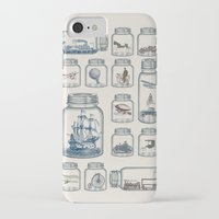 car iPhone & iPod Cases featuring Vintage Preservation by Paula Belle Flores
