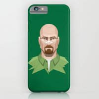 iPhone & iPod Case featuring Breaking Bad - Walter White Beaten Up by Mr. Peruca