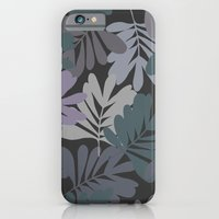 iPhone Cases featuring leaves by annemiek groenhout