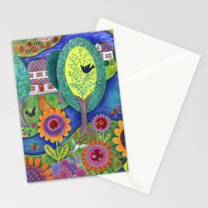 Summer Calling Stationery Cards