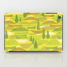 Italian Countryside iPad Case