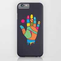 Heavy Handed iPhone 6 Slim Case