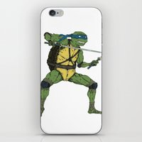 Leonardo iPhone & iPod Skin