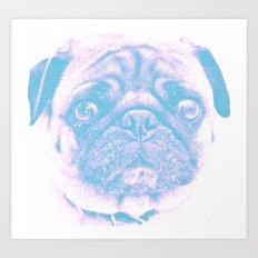 Mr. Gus Art Print