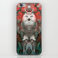The Owls Are Beautiful iPhone & iPod Skin