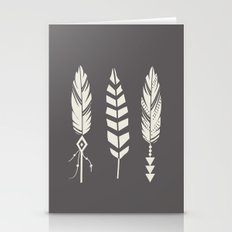 Gypsy Feathers Stationery Cards