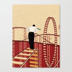 Coaster Canvas Print