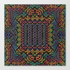 Intricate Detail Canvas Print