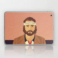Laptop & iPad Skin featuring Richie by Perry Misloski