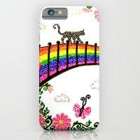 The Rainbow Bridge iPhone 6 Slim Case