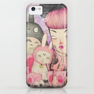 Noodle Eater iPhone 5c Slim Case