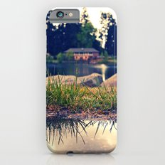 Wapato Lake beauty iPhone 6 Slim Case