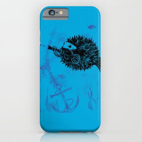 Blowgun Fish iPhone & iPod Case