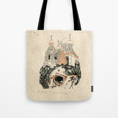Head Sanctuary Tote Bag