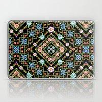Millefiori Floral Lattice Laptop & iPad Skin