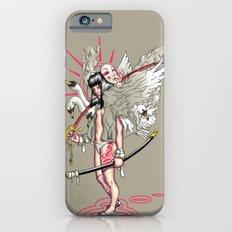 Sword of the Swans iPhone 6 Slim Case