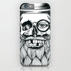 Mr. Skull Beard Slim Case iPhone 6s