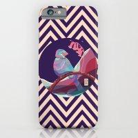 Bird In Pattern iPhone 6 Slim Case
