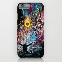 iPhone & iPod Case featuring soul dj by frederic levy-hadida
