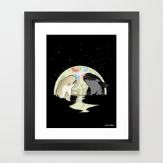 Star Wars - Nar Wars Framed Art Print
