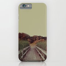 Our Youth is Fleeting, Old Age is Just Around the Bend. iPhone 6 Slim Case