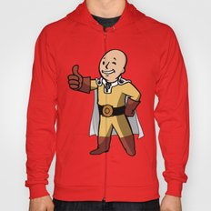 One Punch Boy - Parody Hoody