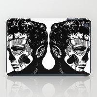James Dean. Rebel: Zombi… iPad Case