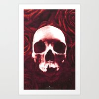 Mazishi Art Print