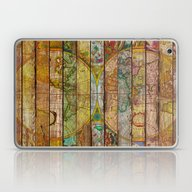Laptop & iPad Skin featuring Around The World In Thir… by Diego Tirigall
