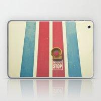 Emergency Stop Laptop & iPad Skin