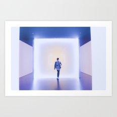 Frame Up Art Print