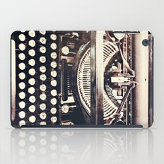 aging gracefully iPad Case