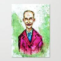 John Waters Canvas Print