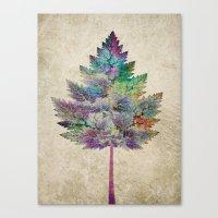 Like A Tree 2. Version Canvas Print