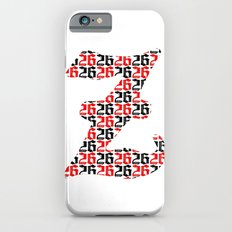 The 26th Letter iPhone 6 Slim Case