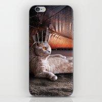 King Boris iPhone & iPod Skin